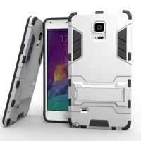 10% OFF + FREE SHIPPING, Buy Best PDair Quality Samsung Galaxy Note 4 Tough Armor Protective Case (Silver) online. You also can go to the customizer to create your own stylish leather case if looking for additional colors, patterns and types.