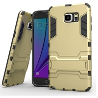 Samsung Galaxy Note 5 | Samsung Galaxy Note5 Tough Armor Protective Case (Gold)