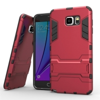 Samsung Galaxy Note 5 | Samsung Galaxy Note5 Tough Armor Protective Case (Red)