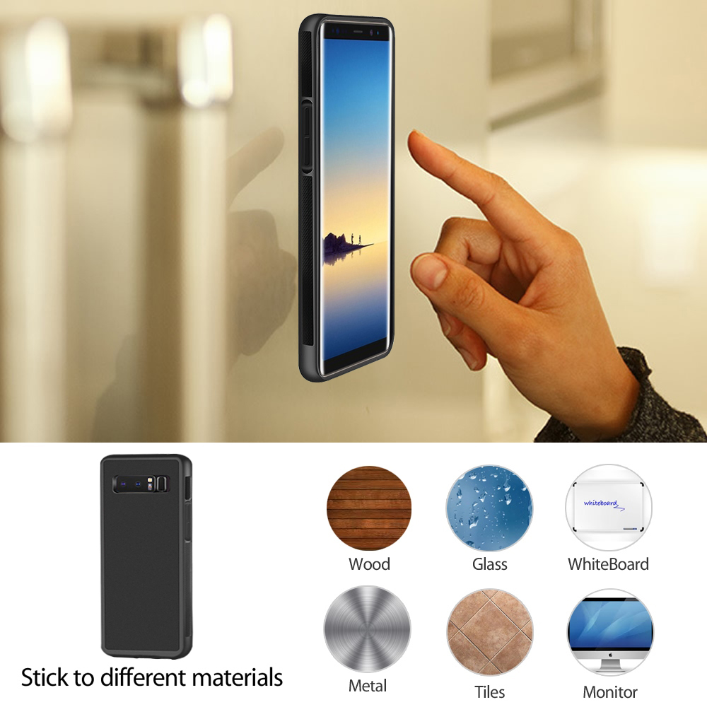 10% OFF + FREE Shipping, Buy Best PDair Top Quality Samsung Galaxy Note8 | Samsung Galaxy Note 8 | Samsung AFRICA_EN Anti-Gravity Selfie Silicone Case onlin You also can go to the customizer to create your own stylish leather case if looking for additiona