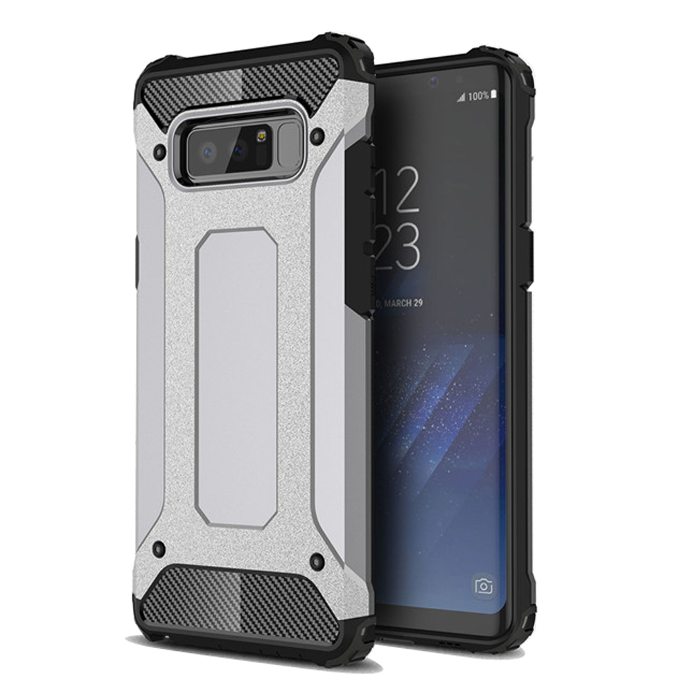 10% OFF + FREE SHIPPING, Buy Best PDair Premium Protective Samsung Galaxy Note8  Hybrid Dual Layer Tough Armor Protective Case (Grey).  You also can go to the customizer to create your own stylish leather case if looking for additional colors, patterns an