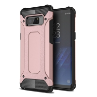 Hybrid Dual Layer Tough Armor Protective Case for Samsung Galaxy Note8 | Samsung Galaxy Note 8 | Samsung AFRICA_EN (Rose Gold)