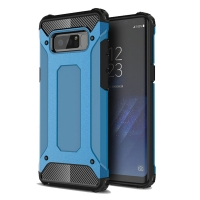 Hybrid Dual Layer Tough Armor Protective Case for Samsung Galaxy Note8 | Samsung Galaxy Note 8 | Samsung AFRICA_EN (Skyblue)