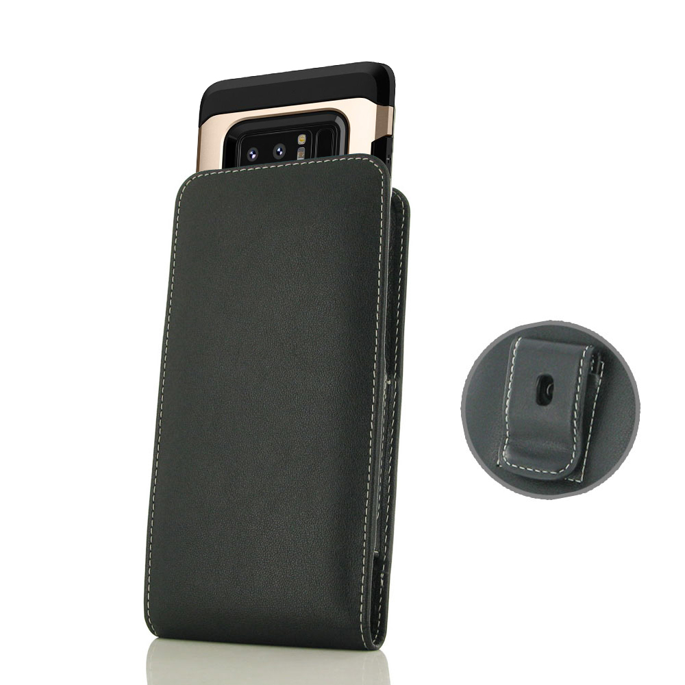 PDair Offer 10% OFF + FREE SHIPPING, Buy Best PDair Handmade Premium Samsung Galaxy Note 8  (in Large Armor Protective Case) Pouch Belt Clip Case. You also can go to the customizer to create your own stylish leather case if looking for additional colors,