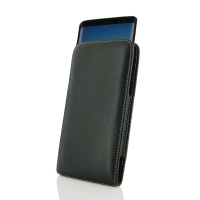 Leather Vertical Pouch Case for Samsung Galaxy Note8 | Samsung Galaxy Note 8 ( Compatible with 1.0 mm Slim Case / Cover on )