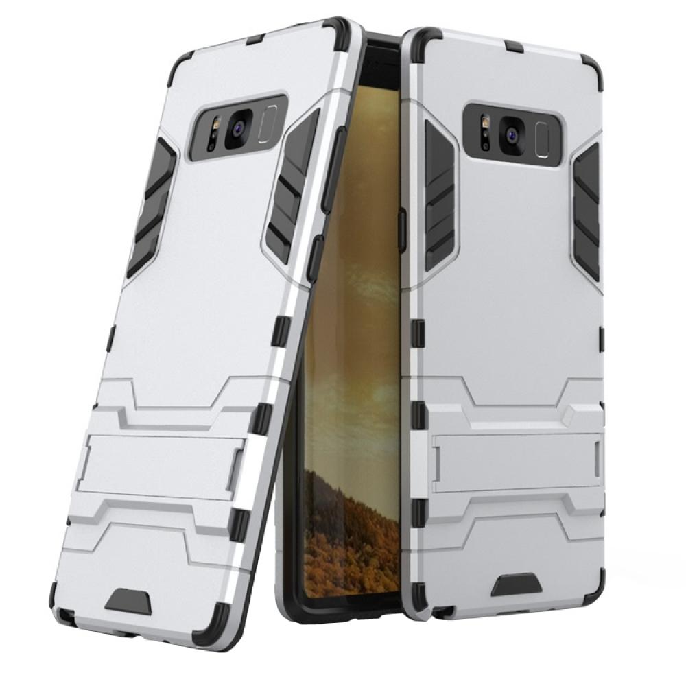 Samsung Galaxy Note8 | Samsung Galaxy Note 8 | Samsung AFRICA_EN Tough Armor Protective Case (Silver)