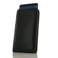 Leather Vertical Pouch Case for Samsung Galaxy Note9 | Samsung Galaxy Note 9 ( Compatible with 1.0 mm Slim Case / Cover on )