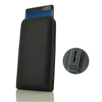 Leather Vertical Pouch Belt Clip Case for Samsung Galaxy Note9 | Samsung Galaxy Note 9