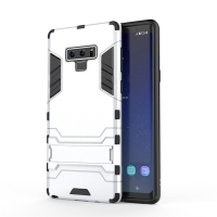 Samsung Galaxy Note9 | Samsung Galaxy Note 9 Tough Armor Protective Case (Silver)