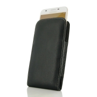 Leather Vertical Pouch Case for Samsung Galaxy On5 (2016)