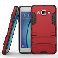 Samsung Galaxy On5 Tough Armor Protective Case (Red)