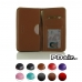 10% OFF + FREE SHIPPING, Buy Best PDair Handmade Protective Samsung Galaxy On7 2016 Genuine Leather Wallet Sleeve Case (Brown) online. You also can go to the customizer to create your own stylish leather case if looking for additional colors, patterns and