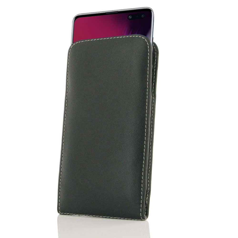 10% OFF + FREE SHIPPING, Buy the BEST PDair Handcrafted Premium Protective Carrying Samsung Galaxy S10 5G Leather Sleeve Pouch Case. Exquisitely designed engineered for Samsung Galaxy S10 5G.