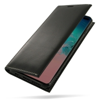 Leather Book Stand Wallet Case for Samsung Galaxy S10 Plus