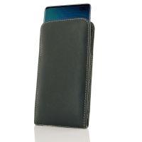 Leather Vertical Pouch Case for Samsung Galaxy S10 Plus | S10+