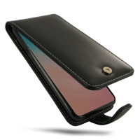 Leather Flip Wallet Case for Samsung Galaxy S10e