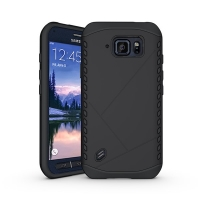 10% OFF + FREE Shipping, Buy Best PDair Premium Protective Samsung Galaxy S6 Active Hybrid Combo Aegis Armor Case Cover (Black) online. You also can go to the customizer to create your own stylish leather case if looking for additional colors, patterns an