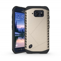 10% OFF + FREE Shipping, Buy Best PDair Premium Protective Samsung Galaxy S6 Active Hybrid Combo Aegis Armor Case Cover (Gold) online. You also can go to the customizer to create your own stylish leather case if looking for additional colors, patterns and