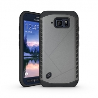 10% OFF + FREE Shipping, Buy Best PDair Premium Protective Samsung Galaxy S6 Active Hybrid Combo Aegis Armor Case Cover (Grey) online. You also can go to the customizer to create your own stylish leather case if looking for additional colors, patterns and