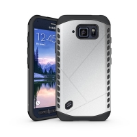 10% OFF + FREE Shipping, Buy Best PDair Premium Protective Samsung Galaxy S6 Active Hybrid Combo Aegis Armor Case Cover (Silver) online. You also can go to the customizer to create your own stylish leather case if looking for additional colors, patterns a