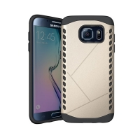 10% OFF + FREE Shipping, Buy Best PDair Premium Protective Samsung Galaxy S6 edge Hybrid Combo Aegis Armor Case Cover (Gold) online. You also can go to the customizer to create your own stylish leather case if looking for additional colors, patterns and t