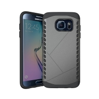 10% OFF + FREE Shipping, Buy Best PDair Premium Protective Samsung Galaxy S6 edge Hybrid Combo Aegis Armor Case Cover (Grey) online. You also can go to the customizer to create your own stylish leather case if looking for additional colors, patterns and t