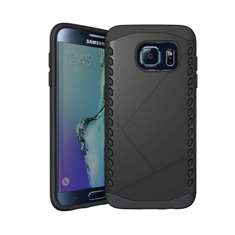 10% OFF + FREE Shipping, Buy Best PDair Premium Protective Samsung Galaxy S6 edge+ Plus Hybrid Combo Aegis Armor Case Cover (Black) online. You also can go to the customizer to create your own stylish leather case if looking for additional colors, pattern