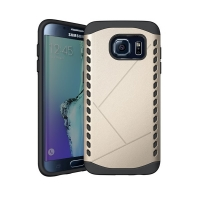 10% OFF + FREE Shipping, Buy Best PDair Premium Protective Samsung Galaxy S6 edge+ Plus Hybrid Combo Aegis Armor Case Cover (Gold) online. You also can go to the customizer to create your own stylish leather case if looking for additional colors, patterns
