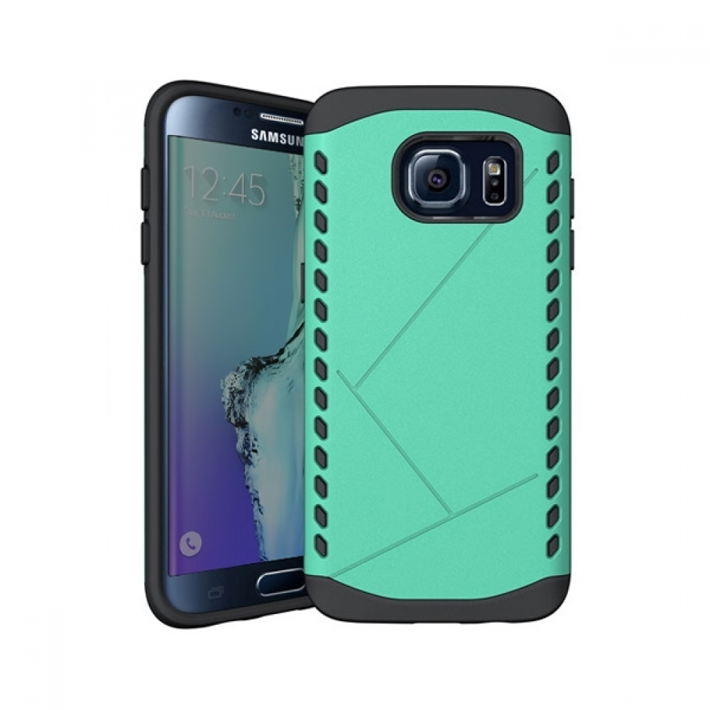 10% OFF + FREE Shipping, Buy Best PDair Premium Protective Samsung Galaxy S6 edge+ Plus Hybrid Combo Aegis Armor Case Cover (Green) online. You also can go to the customizer to create your own stylish leather case if looking for additional colors, pattern