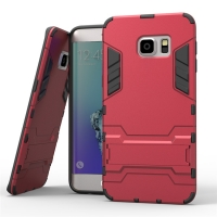 10% OFF + FREE SHIPPING, Buy Best PDair Top Quality Samsung Galaxy S6 edge+ Plus Tough Armor Protective Case (Red) online. You also can go to the customizer to create your own stylish leather case if looking for additional colors, patterns and types.