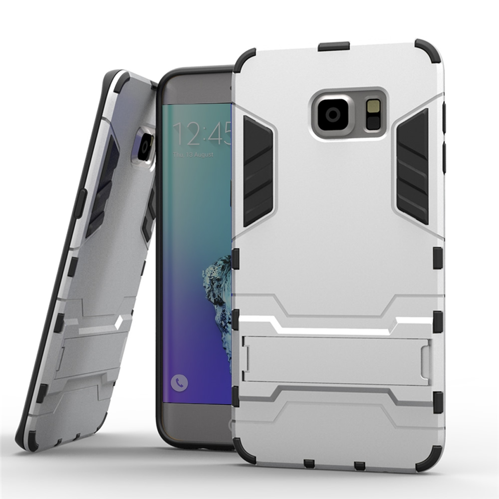 10% OFF + FREE SHIPPING, Buy Best PDair Top Quality Samsung Galaxy S6 edge+ Plus Tough Armor Protective Case (Silver) online. You also can go to the customizer to create your own stylish leather case if looking for additional colors, patterns and types.