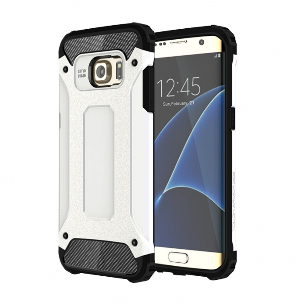 10% OFF + FREE SHIPPING, Buy Best PDair Top Quality Samsung Galaxy S7 edge Hybrid Dual Layer Tough Armor Protective Case (White) online. You also can go to the customizer to create your own stylish leather case if looking for additional colors, patterns a