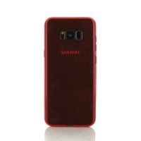 10% OFF + FREE SHIPPING, Buy Best PDair Protective Samsung Galaxy S8+ Plus Transparent Soft Gel Case (Red).  You also can go to the customizer to create your own stylish leather case if looking for additional colors, patterns and types.