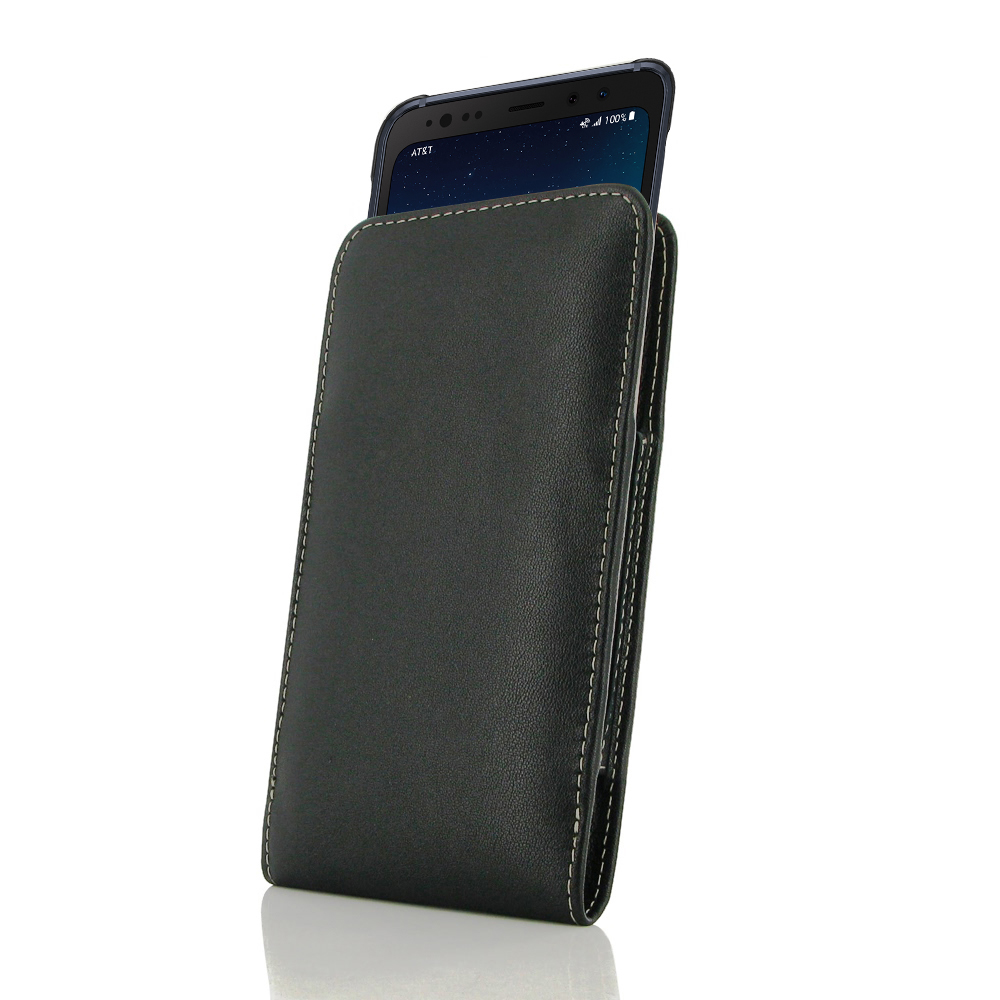 10% OFF + FREE SHIPPING, Buy Best PDair Handmade Protective Samsung Galaxy S8 Active Leather Sleeve Pouch Case. Pouch Sleeve Holster Wallet  You also can go to the customizer to create your own stylish leather case if looking for additional colors, patter