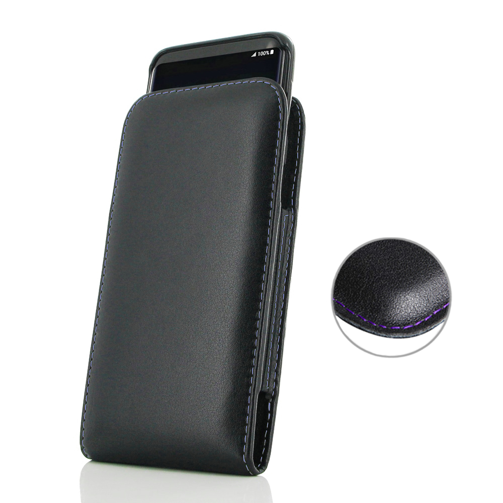 10% OFF + FREE SHIPPING, Buy Best PDair Handmade Protective Samsung Galaxy S8 (in Slim Cover) Pouch Case (Purple Stitch).  You also can go to the customizer to create your own stylish leather case if looking for additional colors, patterns and types.