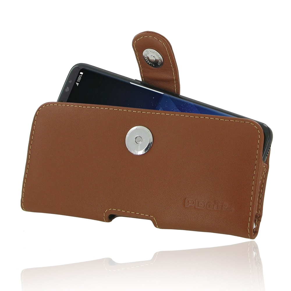 10% OFF + FREE SHIPPING, Buy Best PDair Handmade Protective Samsung Galaxy S8 Leather Holster Case (Brown). Pouch Sleeve Holster Wallet  You also can go to the customizer to create your own stylish leather case if looking for additional colors, patterns a