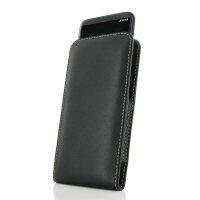 Leather Vertical Pouch Case for Samsung Galaxy S8