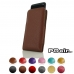 10% OFF + FREE SHIPPING, Buy Best PDair Handmade Protective Samsung Galaxy S8 Leather Sleeve Pouch Case (Brown Pebble Leather). Pouch Sleeve Holster Wallet  You also can go to the customizer to create your own stylish leather case if looking for additiona