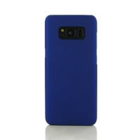 Rubberized Hard Cover for Samsung Galaxy S8 (Blue)
