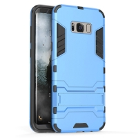 Samsung Galaxy S8 Tough Armor Protective Case (Blue)