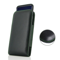 10% OFF + FREE SHIPPING, Buy the BEST PDair Handcrafted Premium Protective Carrying Samsung Galaxy S9 (in Slim Cover) Pouch Case (Green Stitch). Exquisitely designed engineered for Samsung Galaxy S9.