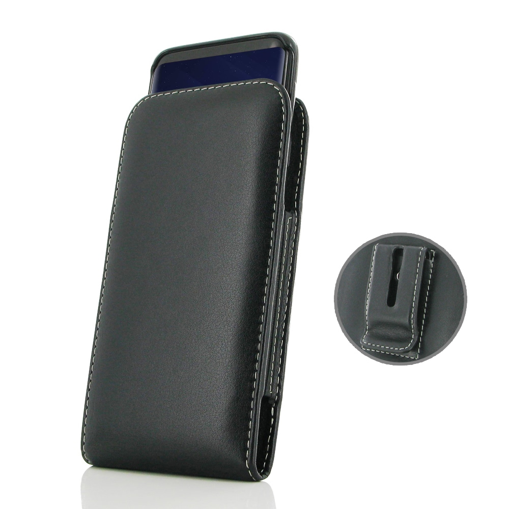 10% OFF + FREE SHIPPING, Buy the BEST PDair Handcrafted Premium Protective Carrying Samsung Galaxy S9 (in Slim Cover) Pouch Clip Case. Exquisitely designed engineered for Samsung Galaxy S9.