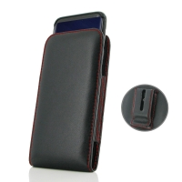 10% OFF + FREE SHIPPING, Buy the BEST PDair Handcrafted Premium Protective Carrying Samsung Galaxy S9 (in Slim Cover) Pouch Clip Case (Red Stitch). Exquisitely designed engineered for Samsung Galaxy S9.