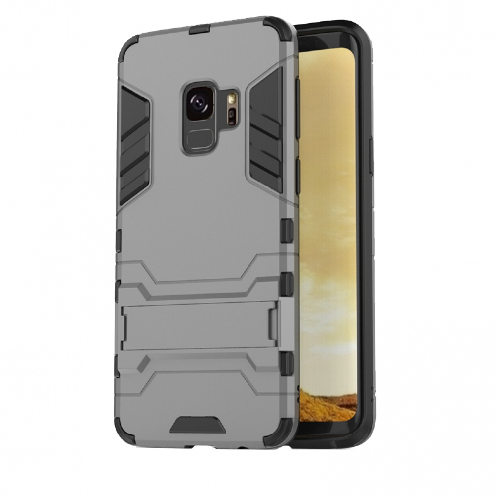 10% OFF + FREE SHIPPING, Buy the BEST PDair Premium Protective Carrying Samsung Galaxy S9  Tough Armor Protective Case (Grey). Exquisitely designed engineered for Samsung Galaxy S9 .