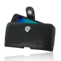 Leather Horizontal Pouch Case with Belt Clip for Samsung Galaxy Xcover 4