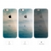iPhone 6s 6 Plus SE 5s 5 Soft Clear Case (Winter Landscape Ice Scenery) protective carrying case by PDair
