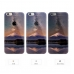 iPhone 6s 6 Plus SE 5s 5 Soft Clear Case (Mount Fuji Mountain Scenery) protective carrying case by PDair