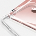 iPhone 6s 6 Plus SE Ultra Thin Soft Clear Case Back Cover Transparent handmade leather case by PDair