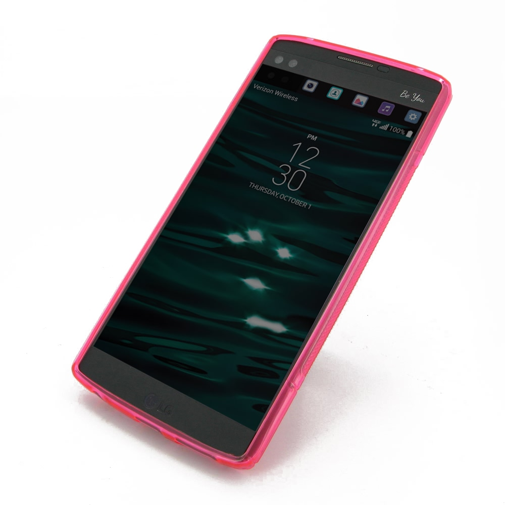 the latest 8914f 77a99 LG V10 Soft Case (Pink S Shape pattern) :: PDair 10% OFF