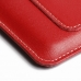 iPhone 8 Plus Leather Sleeve Wallet (Red) offers worldwide free shipping by PDair